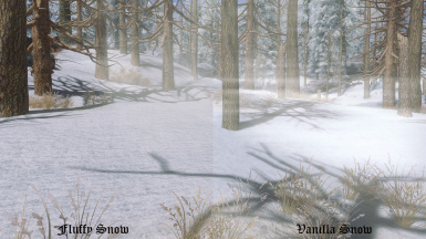 Fluffy Snow 2 - 4K with ENB