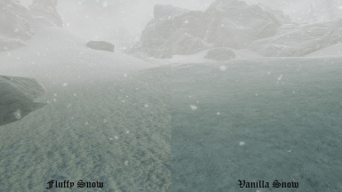 Fluffy Snow 4 - 4K with ENB