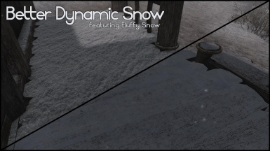 Better Dynamic Snow SE