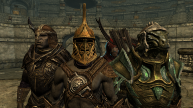 Dwemer Colosseum Turkish Translation