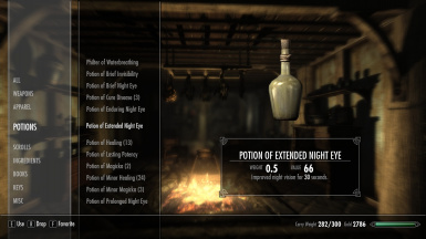 06 Extended Potion