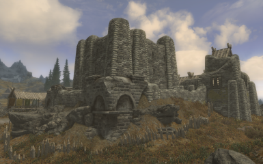 HAETHGARD - Realistic Player Castle