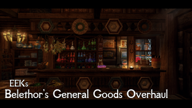 EEK's Belethors General Goods Overhaul SSE