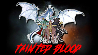 True Hybrid - Tainted Blood of the Dragonborn - Werewolf and Vampire Hybrid...SE