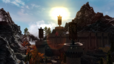 The Dawnguard OLD BANNERS