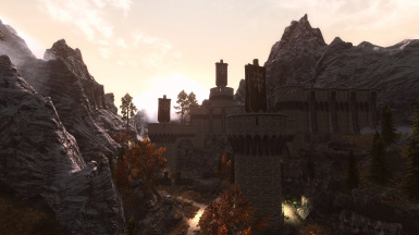 Glorious Fort Dawnguard