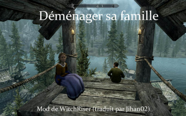 Demenager sa famille VF