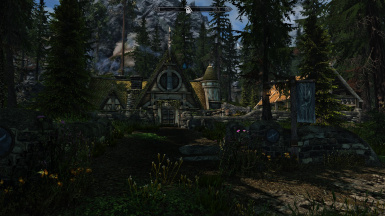 Patches for The Great Forest of Whiterun Hold