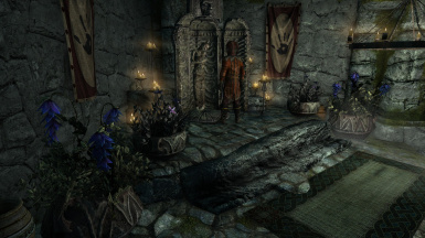 Night Mother's Altar