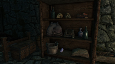 Added Storage to Common Quarters