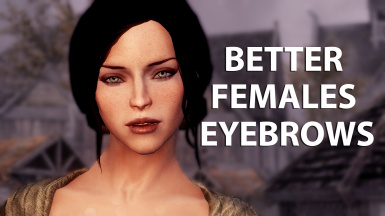 Better Females Eyebrows - Standalone