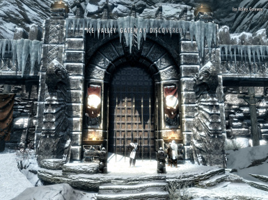 Icicle Valley from Skyrim