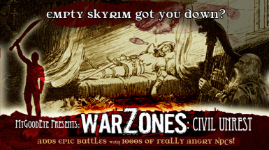WARZONES - Civil Unrest