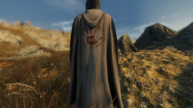 New Sithis Cloak