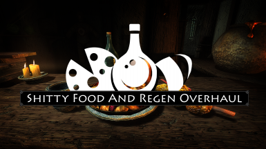 Shitty Food And Regen Overhaul V1a