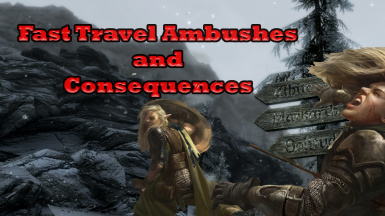Fast Travel Ambushes and Consequences - German Translation
