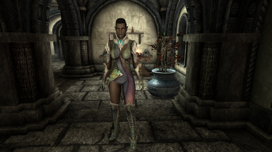 Elven Scaled CBBE