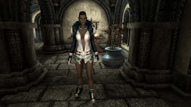 Unusual Robes CBBE