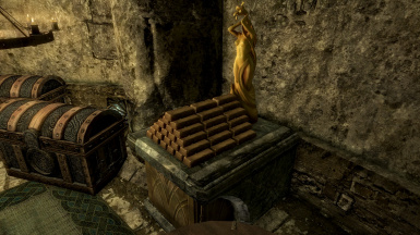 lots of gold ingots (static so you cant take) Version 2.0