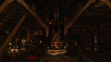 Entrance with Noble Skyrim - RLO - Re-Engaged ENB