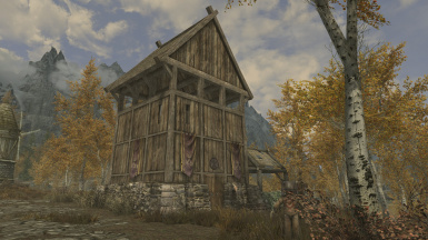 Dragonborn's Riften Watchtower