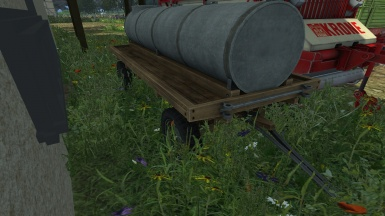 MR Collection WaterTrailer