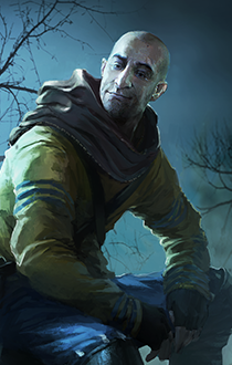 Portraits - Gwent (Wither 3)