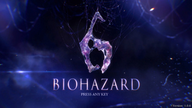 Resident Evil to Biohazard 6 conversion