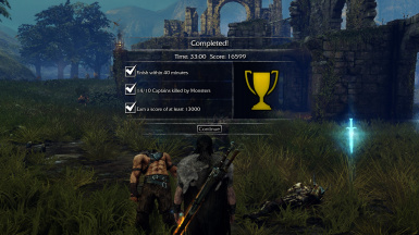 Shadow of Mordor - Test of the Wild and Test of the Ring saves