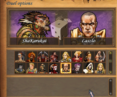 48 New Duel Presets (Level 15)