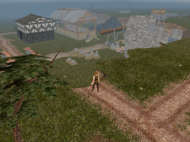 Rural Tileset Iron Foundry Addon