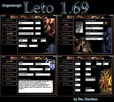 Leto 1_69 with PRC-compatible version