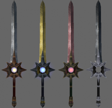 Starburst Greatsword