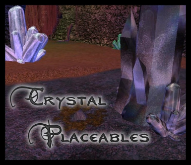 Crystal Placeables