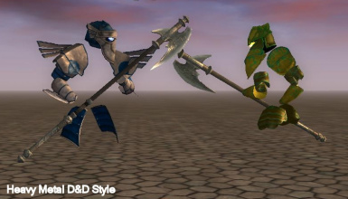Storytellers Animated Armors Pack