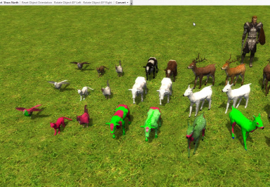 Kamal's Common Animals Reskins
