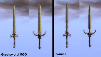 Greatsword - example