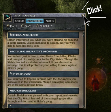 Tchos' UI button sound replacement at Neverwinter 2 Nexus