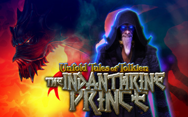 Untold Tales Of Tolkien - The Indanthrine Prince