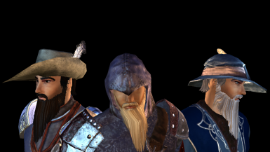 Faces of Faerun - Reloaded