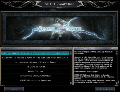 Top mods at Neverwinter 2 Nexus - mods and community