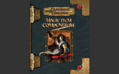 Magic Item Compendium blueprints