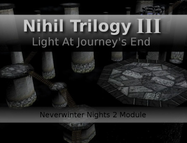 Nihil Trilogy III - Light At Journey's End