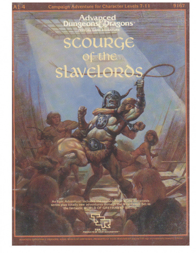 Scourge of the Slave Lords