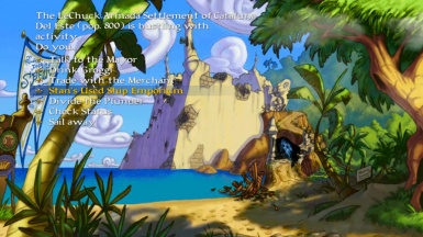 Monkey Island Madness Mod for Sid Meier's Pirates