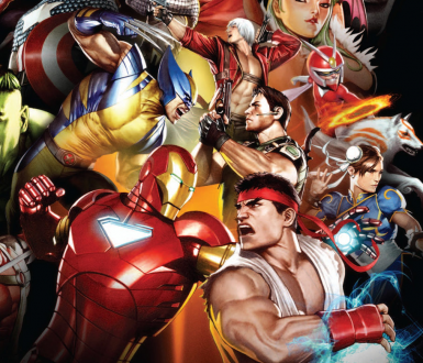 Vanilla Marvel VS Capcom 3 Victory Theme