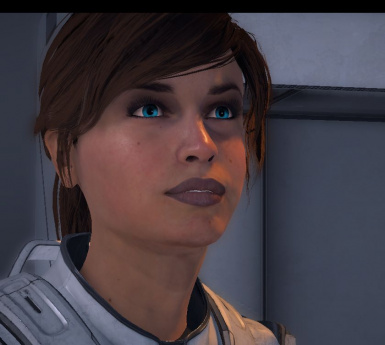 Another better looking default Sara