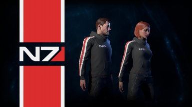 N7 Hoodie - For Male and Female Ryder