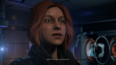 Vega Ryder (female Ryder save)