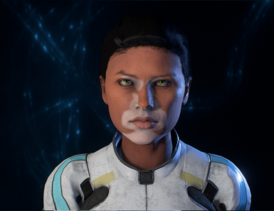 Perfect Imperfections (Female Ryder Ver) Complexions and Modder's Resource